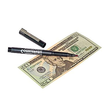 MMF Industries 200045110 Counterfeit Currency Detector Pen