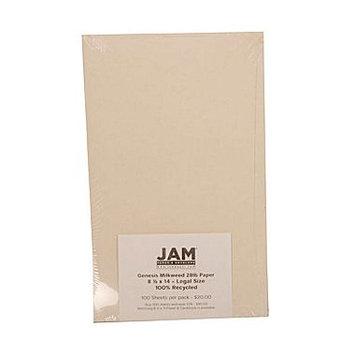 Jam Paper & Envelope Milkweed Genesis Recycled Envelopes & Paper