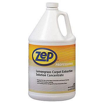 Amrep Inc. 019-R00624 Zep Professional Lemongrass Carpet Extraction Solution Concentrate