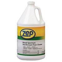 Amrep Inc. 019-R02124 Zep Professional Broad Spectrum Disinfectant Floor Cleaner