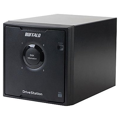 Buffalo Technology DriveStation Quad 12TB USB 3.0