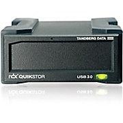 Tandberg Data Corporation Tandberg Data 1.50TB Hard Drive - External - Black
