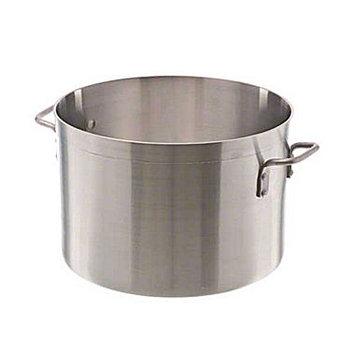 Update International ALP-20 - 20 qt Aluminum Sauce Pot Without Cover
