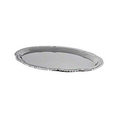 Update International CT-1510V Chrome Oval Plated Trays