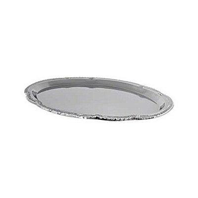 Update International CT-1510V Chrome Oval Plated Trays