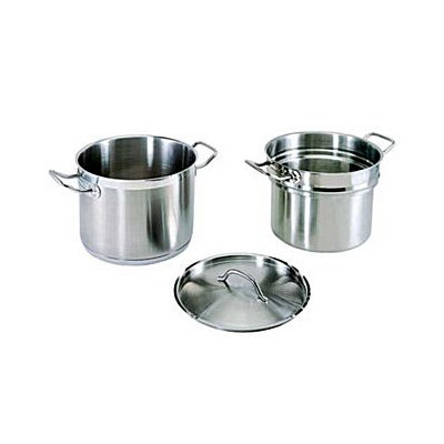 Update International SDB-12 Stainless steel Double Boiler 12oz