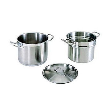 Update International SDB-20 Stainless steel Double Boiler 20oz