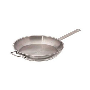 Update International SFP-12 12 in. Natural Finish SuperSteel Fry Pans