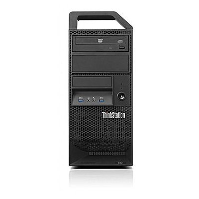 Lenovo ThinkStation E32 Xeon E3-1240v3 Tower Workstation - 30A1002UUS