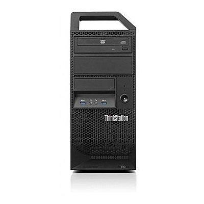 Lenovo ThinkStation E32 Xeon E3-1240v3 Tower Workstation - 30A1002UUS