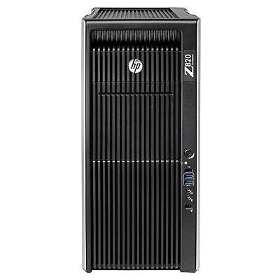 Hewlett Packard HP Workstation Z820 - Xeon E5-2630V2 2.6 GHz