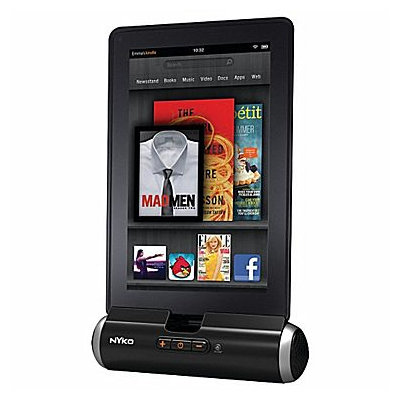 Nyko Technologies Speaker Stand For Kindle Fire