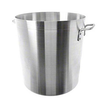 Update International APT-60 - 60 qt NSF Aluminum Stock Pot, No Cover