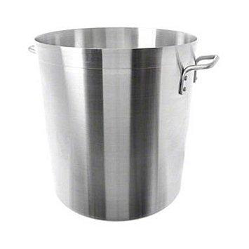 Update International APT-100 - 100 qt Aluminum Stock Pot, No Cover