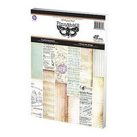 Prima Marketing Vintage Vanity Paper Pad A4 12 Single Sided Designs/4 Each