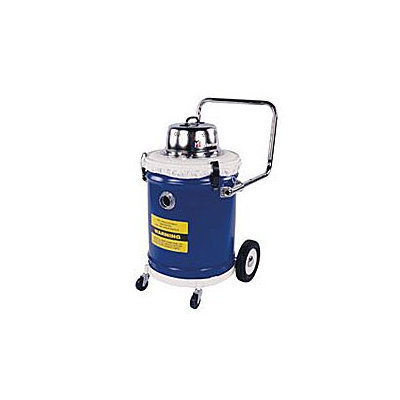 Mastercraft Steel and Stainless Steel Critical HEPA Vacuum Tank Type: 15 gal Stainless Steel
