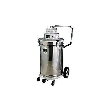 Mastercraft Stainless Steel Tank Wet/Dry Vacuum Motor: 2 HP, Tank Type: 20 gal Stainless Steel