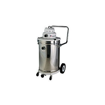Mastercraft Stainless Steel Tank Wet/Dry Vacuum Tank Type: 10 gal Stainless Steel, Motor: 2 HP