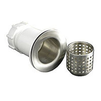 Opella 90055.046 2.5 in. Universal Junior Bar Strainer in Brushed Stainless