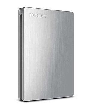 Canvio Slim II 1TB Portable Hard Drive With Pogoplug