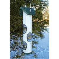 Woodlink Audubon Going Green Seed Tube Bird Feeder
