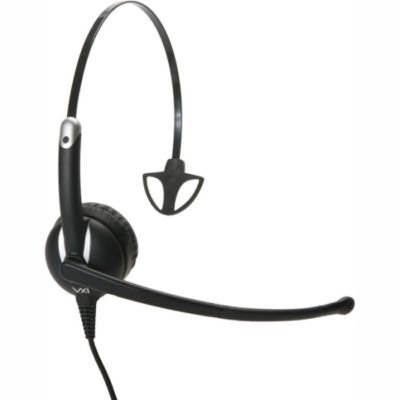 Vxi Corporation, Inc VXi Envoy UC 3010U 203353 Wired Computer Headset, Black