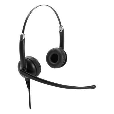 Vxi Corporation, Inc VXi Envoy UC 3031U Stereo Headset with Microphone