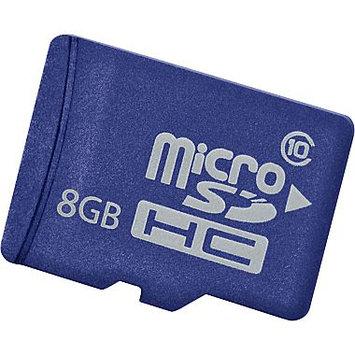 Hewlett Packard HP 8GB Micro sd EM Flash Media Kit