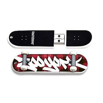 Action Sport Drives Zoo York 8GB Lumber Tag SkateDrive USB Flash Drive