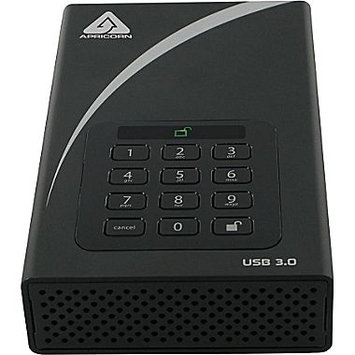 Apricorn Aegis Padlock DT USB 3.0 Desktop Drive - 3TB