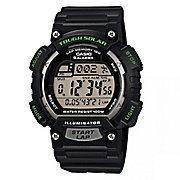 Casio Tough Solr Runr Watch Blk Gry