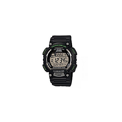 Casio Tough Solr Runr Watch Blk Gry