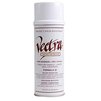 Vectra 12 oz. Furniture, Carpet and Wall Coverings Protector Spray Vectra-22 12oz