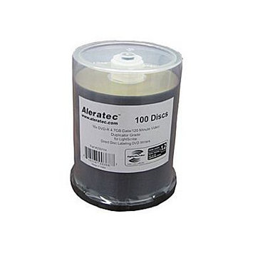 Aleratec 230114 100 Pack 16X DVD-R Lightscribe