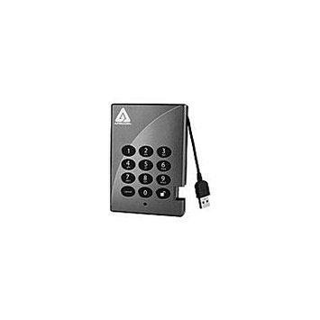 Apricorn Aegis Padlock A25-PL256-1000 - hard drive