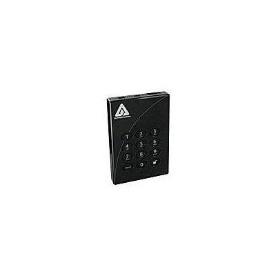 Apricorn Aegis Padlock A25 PLE256 500 500GB External Hard Drive