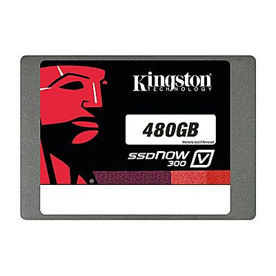 Kingston SSDNow V300 - solid state drive - 480GB - SATA-600