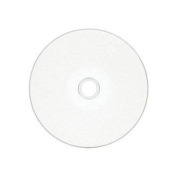 Verbatim Corporation DVD-R, Thermal Hub Printable, 16x, 100/PK, White
