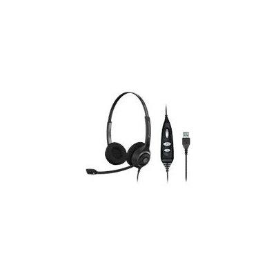 Sennheiser SC 260 USB ML 504408 Wired Headset, Black