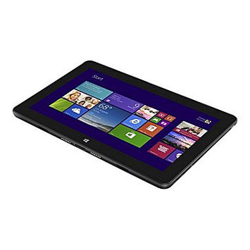 Dell Venue 11 Pro Tablet Pc - 10.8 - In-plane Switching [ips] Technology - Intel Core I5 I5-4210y 1.50 Ghz - Black - 4GB RAM - 128GB Ssd - Windows 8.1 64-bit - Slate - 1920 X 1080 (462-3453)