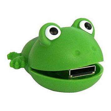 Memorex 99195 Fun Series Flash Drive Frog 8GB