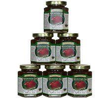 Colorado Mountain Jam Organic Apple Pie - 8 oz