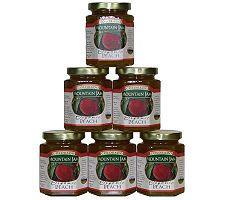 Colorado Mountain Jam Organic Peach 8 oz