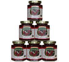 Colorado Mountain Jam Certified Organic CherryPie Jam