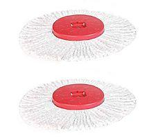 Fuller Brush Spin Mop Junior Replacement Heads- Set of 2