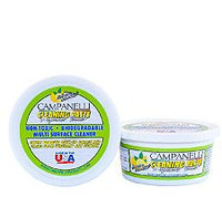 Campanelli Products Set of 2 Professional Formula Cleaning Paste by Campanelli
