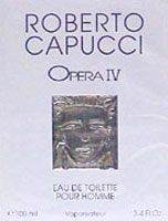 Capucci Opera IV by Roberto Capucci for Men