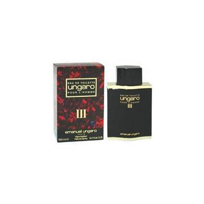 Ungaro III by Emanuel Ungaro for Men - 1.7 oz EDT Spray