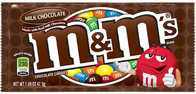 M&M'S® Milk Chocolate Candy