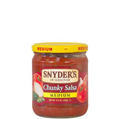 Snyder's Of Hanover Salsa Medium